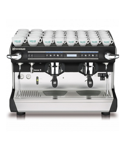Rancilio Classe 9 USB Automatic, 2 groups