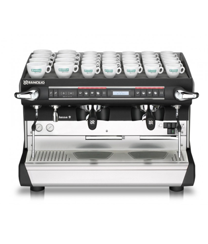 Rancilio Classe 9 USB Xcelsius Automatic, 2 groups, TALL thumbnail