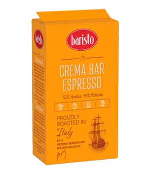 BARISTO Crema Bar мляно кафе thumbnail