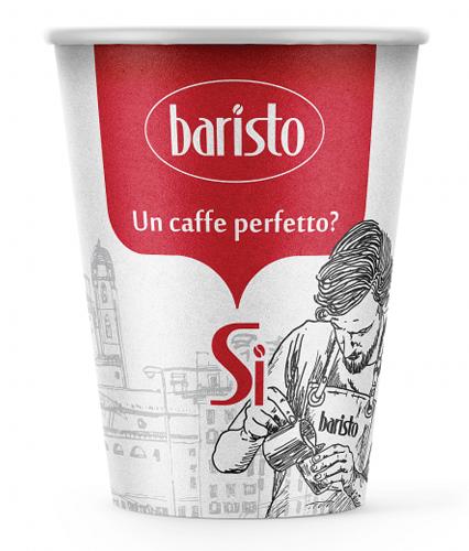 Paper cup Baristo 250 ml thumbnail