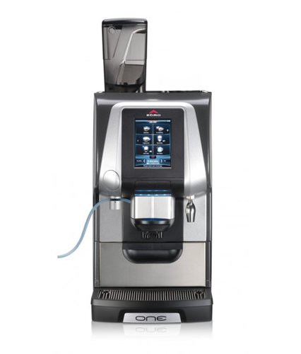 Rancilio Egro One Quick Milk NMS Touch Screen