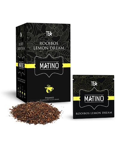 MATINO Теа / Чай Ройбос лимон